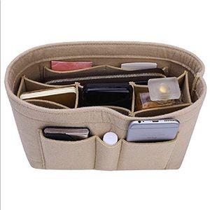 Accessories - Felt Purse Handbag Organizer XL